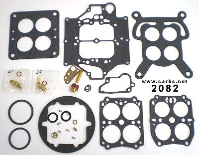 Classic Carburetor Kit - Carter WCFB