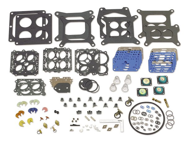 Holley Brand Trick Kit Rebuild Kit
