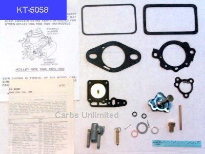 Carb Rebuild Kit H1