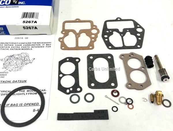 CARB KIT Hitachi 2