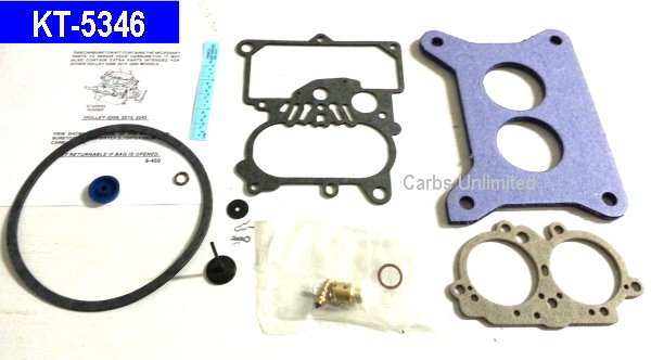 CARB KIT Holley 2