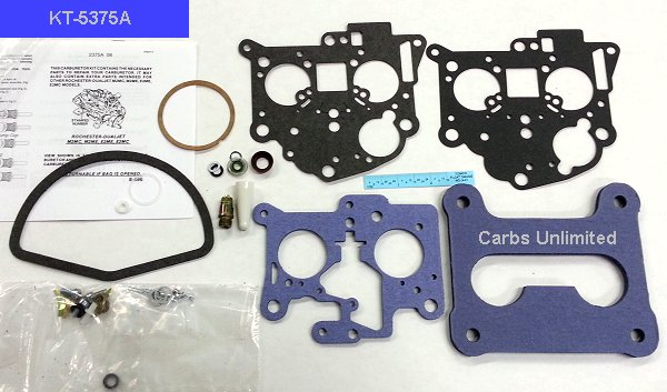 CARB KIT DJ-2