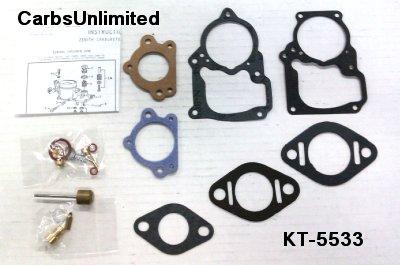 Zenith Rebuild Kit28 / 228 / 20 / 23