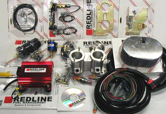 Redline Fuel Injection Systems
