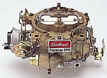 Edelbrock Q-Jet Carburetors