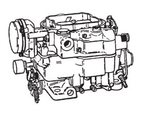 Holley Carb Gaskets Diagram