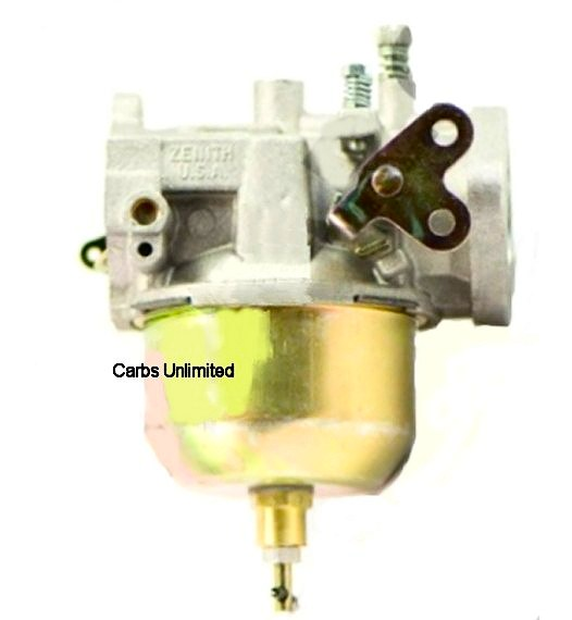13277 carburetor info page rh carburetion com Zenith Carburetors for Tractors Vintage Zenith Carburetors
