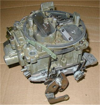 17058213 Carburetor Info Page
