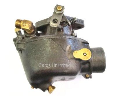 Marvel Schebler Aircraft Carburetor Parts Manual - xsonareq
