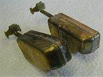 Float  Brass Thermoquad (pair)