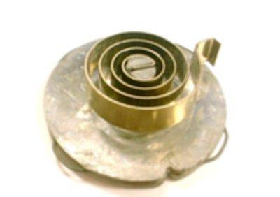 COIL-CHOKE & ZINC PLATE-57-65