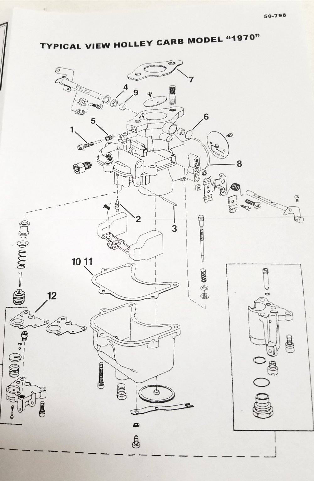 Ford F 150 Wiring Diagram Also Carburetor Ford F 150 4 9 1982 Vacuum