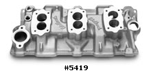 Chevy TRI-POWER Manifold