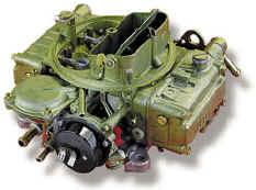 Holley Carburetor MODEL 4160 4bbl 390 CFM
