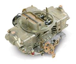 Holley Carburetor 650 CFM vac 2nd Elec Choke