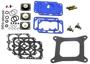Holley Brand Double Pumper CARB KIT