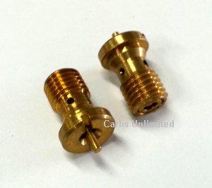 Power valve assembly