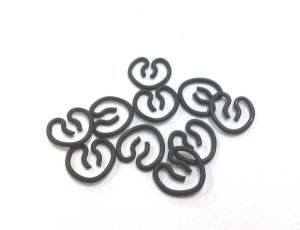 Small clip ring  (x 10)