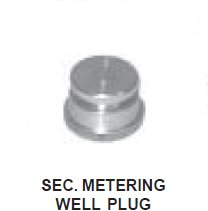 Secondary Metering  Plug (pair)