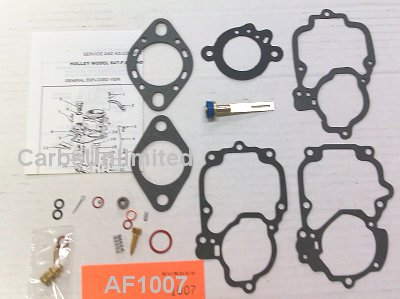 Classic Carburetor Kit - Holley 847/897