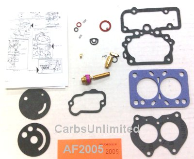 Classic Carburetor Kit - Carter WGD