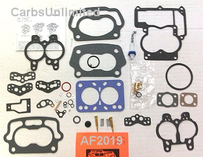 Classic Carburetor Kit - Rochester 2G 2GC 2GV