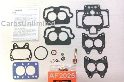 Classic Carburetor Kit - Carter WCD Carter 2