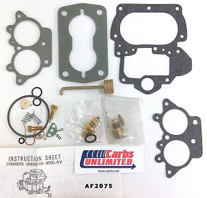 Classic Carburetor Kit - Stromberg WW