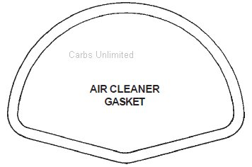 Gasket - Top