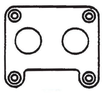 Gasket - Dualjet Base