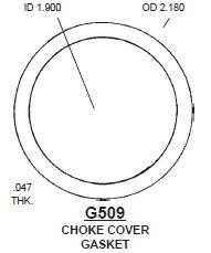 Gasket - Choke Ring