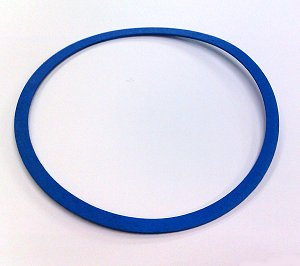 Air Cleaner Gasket Blue 5 1/8