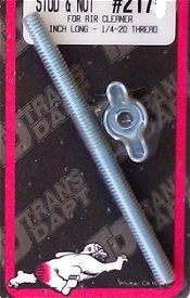 Air cleaner Stud Kit 4inch