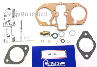 Carb Kit fits Weber 48 IDA