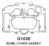 Gasket Airhorn  Thermoquad