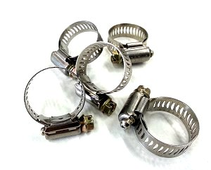 HOSE CLAMP 3/4 (bag of 5)