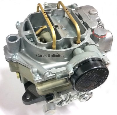 Carter WCFB Parts Page