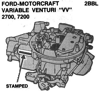 7 3 Fuel Bowl Check Valve together with Hose Routing 78 Cj7 7190 furthermore P 0900c15280085590 also Suffice What Funtion Of Venturi In Carburetor together with Watch. on motorcraft 2100 carburetor schematic