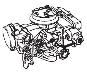 Holley 1920 Carburetor Diagram