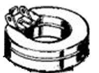 Zenith 1BBL 1408 Brass Float