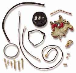 Electric Choke conversion kit Holley