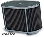 Weber IDF air cleaner