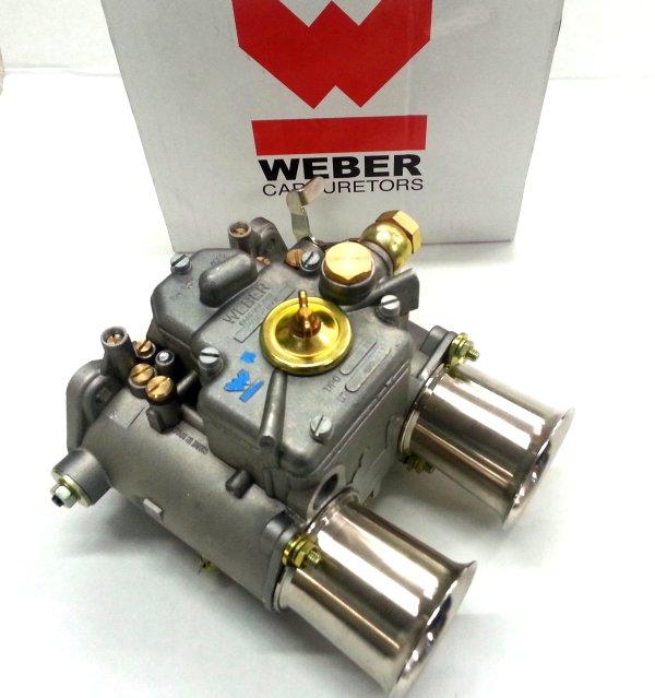 48 DCO Weber Carb