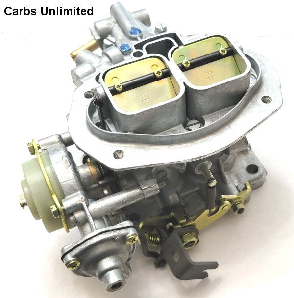 32/36 Weber DFEV Electric Choke Carburetor
