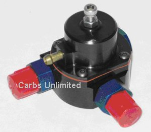 Fuel regulator adj 33-55psi