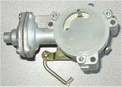 32/36 DGAV-EV 38DGAS Choke Assembly w/pulloff for electric or water choke