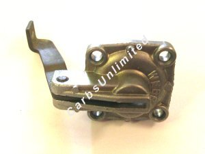 Accelerator Pump cover assy replaced with #32486.076 (CU)