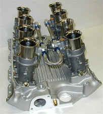 8 pak 427 Ford 4 x 48 IDA