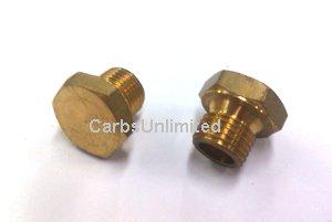 Brass Plug IDF