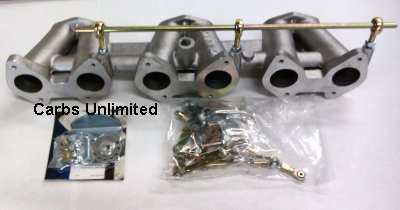 Manifold TR6 early